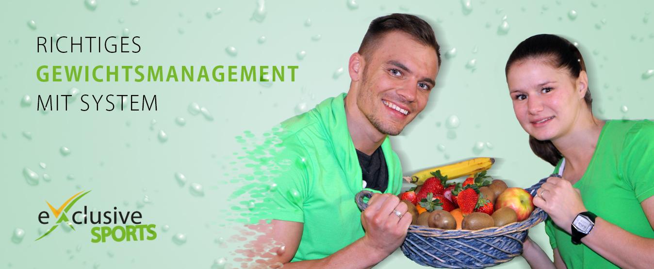 Gewichtsmanagement, Ernährungsberatung vom Profi