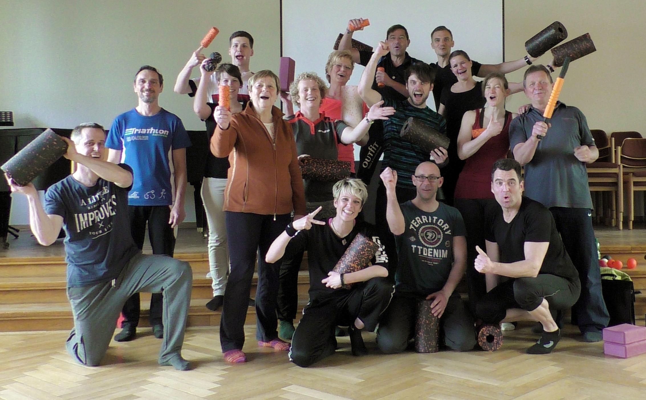Faszien-Workshop 1